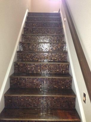 Stairs Hardwood Refinish
