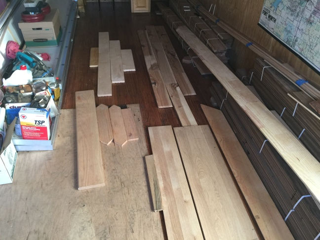 Wood Hardwoods Installation